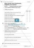 Familie, Freunde und Beziehungen - Übungen und Anwendungen Preview 10