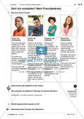 Familie, Freunde und Beziehungen - Übungen und Anwendungen Preview 7