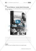 Deutsch_neu, Sekundarstufe II, Literatur, Sprache und Sprachgebrauch untersuchen, Literarische Gattungen, Sprachliche Strukturen und Begriffe auf der Wortebene, Epische Langformen, Wortarten, Gegenwartsliteratur, Adjektiv, Merkmale von Personen, das Ende der DDR