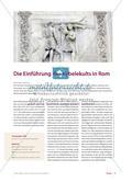 Die Einführung des Kybelekults in Rom Preview 1