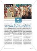 Flucht, Schutzsuche und Schutzgewährung - Unterrichtsreihe im Rahmen der Aeneis-Lektüre Preview 4