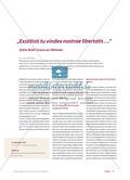 (K)Ein Brief Ciceros an Oktavian: Epistula ad Octavianum Preview 1