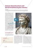 Satire: Senecas Apocolocyntosis und die Karnevalisierung der Literatur Preview 1