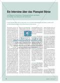 Ein Interview über das Planspiel Börse - mit Susanne Hammans, Pressesprecherin der Bank für Kirche und Diakonie eG Dortmund Preview 1