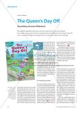 The Queen's Day Off - Storytelling mit einem Bilderbuch Preview 1