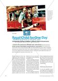 Royal Child for One Day - Individuelle Zugänge schaffen in offenen Unterrichtsszenarien Preview 1