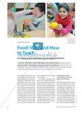 """Food: Why and How to Teach - Das Thema """"Essen und Ernährung"""" im Englischunterricht Preview 1"""