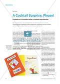 A Cocktail Surprise, Please! - Cocktails aus Fruchtsäften mixen, probieren und verkaufen Preview 1