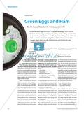 Green Eggs and Ham - Ein Dr. Seuss-Klassiker im Anfangsunterricht Preview 1