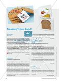 Treasure Trove: Food Preview 1