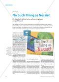 No Such Thing as Nessie! - Ein Bilderbuch lädt zur Suche nach dem Ungeheuer von Loch Ness ein Preview 1