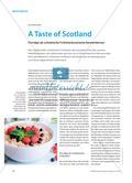A Taste of Scotland - Porridge als schottische Frühstücksvariante kennenlernen Preview 1