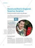David and Red in England: Surprise, Surprise! - Die David and Red-Reihe: Filmclips für alle Lebenslagen Preview 1
