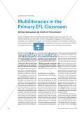 Multiliteracies in the Primary EFL Classroom - Welchen Beitrag kann die Arbeit mit Filmen leisten? Preview 1