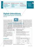 Digitale Unterstützung - Einbeziehung digitaler Werkzeuge in die Stationenarbeit Preview 1