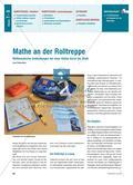 Mathe an der Rolltreppe - Mathematische Entdeckungen bei einer Rallye durch die Stadt Preview 1