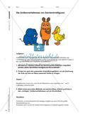 Was ist denn nun richtig? - Größenverhältnisse von Zeichentrickfiguren untersuchen Preview 3