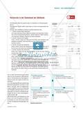 Millenniumsziele - Globale Entwicklungen mit Hilfe von Trendgeraden beobachten Preview 4