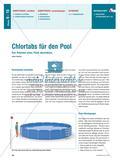 Chlortabs für den Pool - Das Volumen eines Pools abschätzen Preview 1