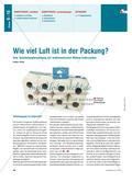 Wie viel Luft ist in der Packung? - Eine Toilettenpapierpackung mit mathematischen Mitteln untersuchen Preview 1