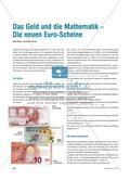 Das Geld und die Mathematik – Die neuen Euro-Scheine Preview 1