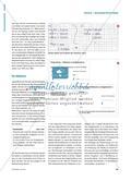 Vorstrukturierte Rechenabläufe - Mathematische Aufgabentexte mit Hilfe entschlüsseln Preview 2