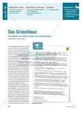 Das Gruselhaus - Informationen aus Texten verstehen und zusammenstellen Preview 1