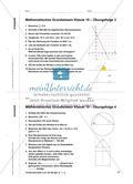 Regelmäßig wieder - Durch vermischte Kopfübungen mathematisches Grundwissen trainieren Preview 4