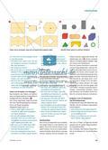Kopfgeometrie - Aufgaben zur Entwicklung des räumlichen Vorstellungsvermögens Preview 2