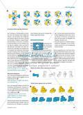 Kopfgeometrie - Aufgaben zur Entwicklung des räumlichen Vorstellungsvermögens Preview 4
