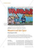 Mauern auf der Spur - Kinder begegnen Graffitis Preview 1