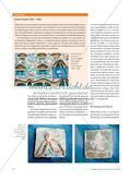 Gaudí in der Grundschule - Ein Fliesenmosaik auf dem Schulflur Preview 3