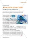"""""""Unser Planet braucht Hilfe!"""" - Erfahrungen und Lernchancen in einer Kunstwerkstatt Preview 1"""