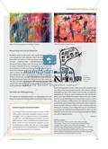 """""""Komm mit ins Land der Farben!"""": Ausdrucksmalen – prozessorientierte ästhetische Bildung in der Schule Preview 2"""