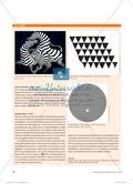 Es flimmert vor den Augen! - Optische Täuschungen in schwarz-weißen Bildern Preview 4