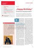 """""""Happy Birthday"""" - Ein Flashmob zum Geburtstag einstudieren Preview 1"""