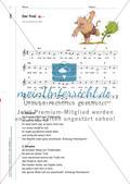 Der Trollzyklus - Lied und Rhythmical mit Spielanregungen Preview 2