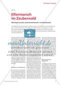 """Elfenmarsch im Zauberwald - Elfenmusik aus dem """"Sommernachtstraum"""" von Mendelssohn Preview 1"""
