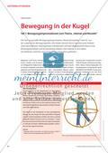 """Bewegung in der Kugel - Teil 1: Bewegungsimprovisationen zum Thema """"Heimat und Wurzeln"""" Preview 1"""