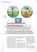 Landschaften und Partnerspiegeln - Teil 2: Bewegungsimprovisationen zum Thema Sehnsucht Preview 1