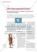 """""""The Syncopated Clock"""" - Das Orchesterwerk mit Vocal- und Bodypercussion, Bechern und Eimern rhythmisch begleiten Preview 1"""