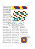Symmetrien in der Ebene und im Raum - Kongruenzabbildungen als Deckabbildungen von Figuren Preview 2