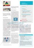 Zahlenmuster legen, malen und verändern - Das Erfassen von Zahlenbildern gestützt und vernetzt üben Preview 2