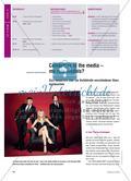 Celebrities in the media – my role models?: Sich kooperativ über die Vorbildrolle verschiedener Stars austauschen Preview 1