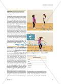 Bänder gemeinsam tanzen lassen - Bewegungsformen mit dem Band entdecken und präsentieren Preview 4