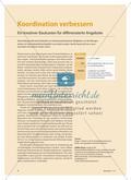 Förderung der Koordinationsfähigkeit im Rahmen eines kreativen Baukastens Preview 1