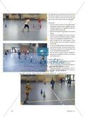 Schulung koordinativer Fähigkeiten in Spielformen Preview 7