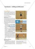 Koordinative Übungen zum Laufen, Springen und Werfen Preview 10