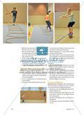 Koordinative Übungen zum Laufen, Springen und Werfen Preview 11