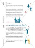 Koordinative Übungen zum Laufen, Springen und Werfen Preview 4